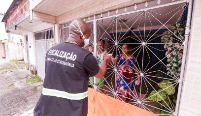 Prefeitura realiza ação de fiscalização na sede e Costa de Camaçari