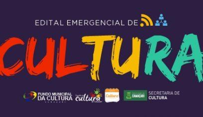 Secult lança edital de propostas artísticas e culturais para apresentações