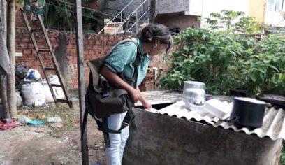 Sesau esclarece sobre vídeo com agente de combate às endemias