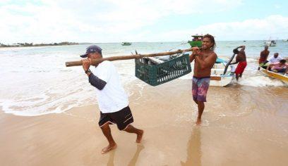 Mais Pesca completa um ano e já beneficiou 160 marisqueiras e pescadores