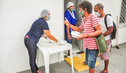 Projeto Sabor Solidário inicia distribuição de refeições em Camaçari