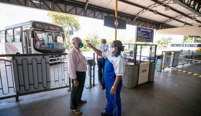 Governo autoriza circulação do transporte intermunicipal em Camaçari
