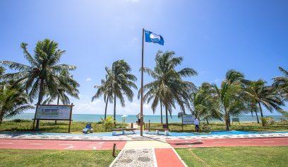 Itacimirim recebe pela primeira vez certificado Bandeira Azul