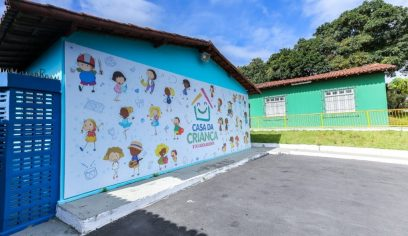 Matrícula para novos alunos da Casa da Criança terá início dia 15