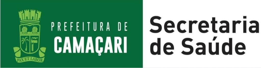 Secretaria de Saúde de Camaçari.