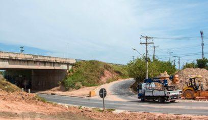 Ramo que liga as vias Parafuso e a Avenida Industrial será bloqueado