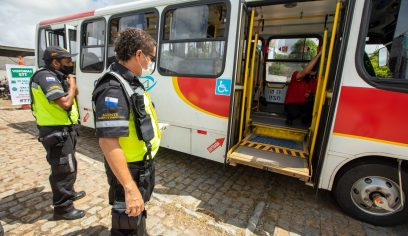 Vistoria de ônibus encerra nesta sexta-feira (26)