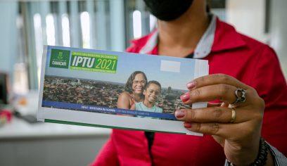 Sefaz inicia distribuição de carnês do IPTU 2021