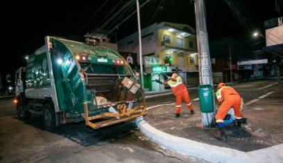 Sesp alerta sobre os cuidados com lixo doméstico durante pandemia
