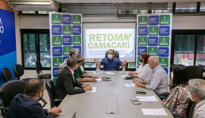 Projeto Retoma Camaçari prevê fortalecimento econômico do município