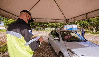 STT inicia semana com retomada de vistorias de táxis