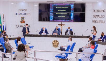 Audiência Pública debate retomada das aulas presenciais em Camaçari