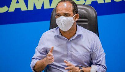 Prefeito Elinaldo terá agenda com governador para tratar demandas da cidade