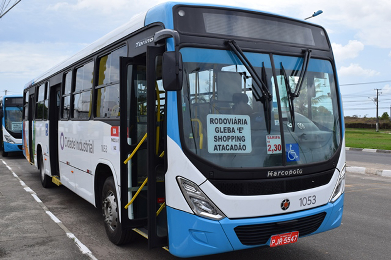Recadastramento e renovação de alvará para ônibus segue até dia 29