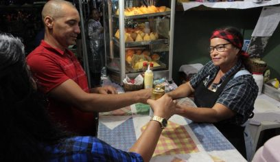 Ambulantes e barraqueiros comemoram lucro no Camaforró 2019