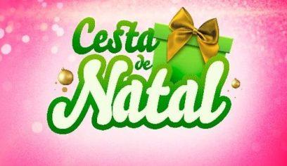 Entrega das Cestas de Natal começa nesta sexta (18)