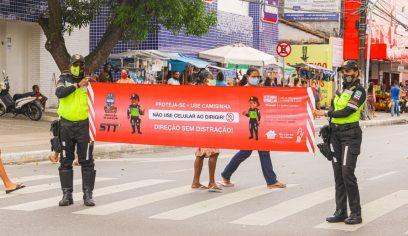 STT promove ação em alusão ao Dezembro Vermelho