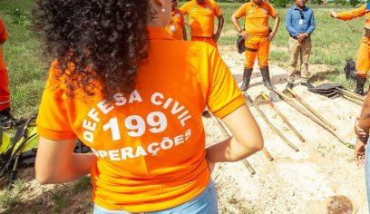 Falta de energia afeta atendimento da Defesa Civil pelo 199