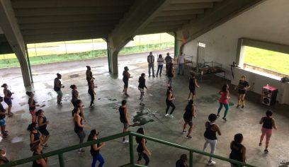 Sejuv inicia práticas de HIIT Funcional e Aeróbica no estádio municipal