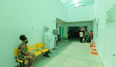 Nota da Sesau sobre interrupção do atendimento em algumas unidades de saúde