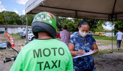 Encerra dia 30/9 o prazo de renovação de alvará para mototaxistas