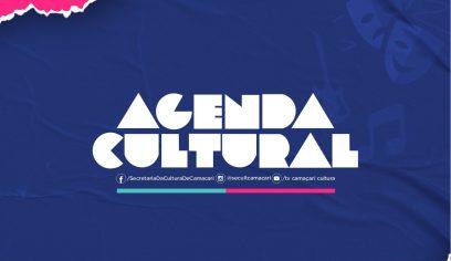 Agenda Cultural integra artes visuais, oficinas, dança, música e culinária