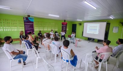 Arembepe recebe GTs para construção do Plano Municipal de Cultura