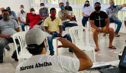 Inema promove curso de meliponicultura no Horto Florestal
